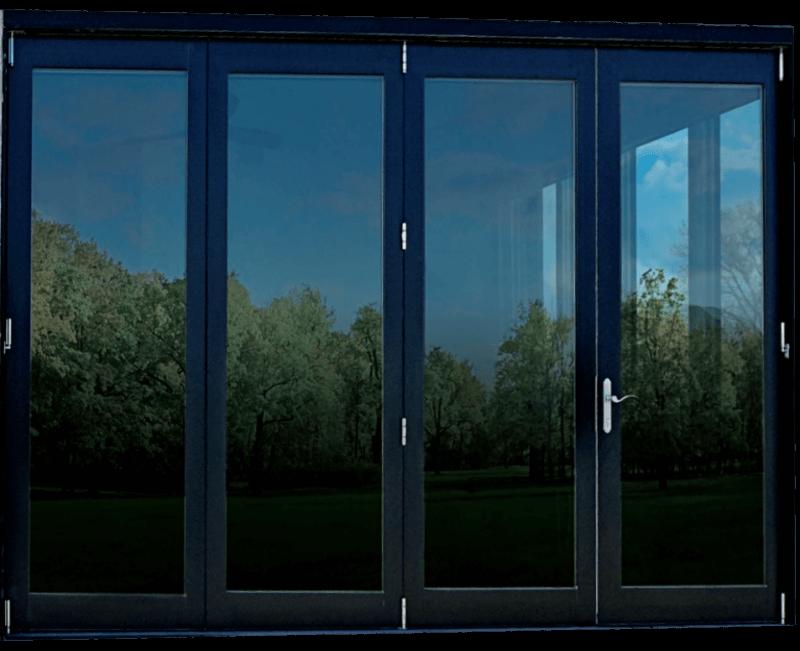 bi-fold patio door